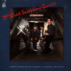 29th Street Saxophone Quartet - Watch Your Step