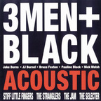 3 Men + Black - Acoustic