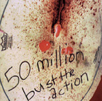 50 Million - Bust The Action
