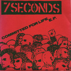 7Seconds - Committed For Life e.p.