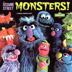 A Maroon And Yellow Monster - The Sesame Street Monsters!