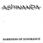 Abhinanda - Darkness Of Ignorance