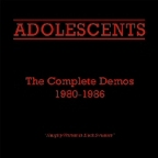 Adolescents - The Complete Demos 1980-1986 · Naughty Women In Black Sweaters