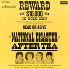 After Tea - National Disaster
