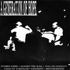 Against The Wall - A Generation Of Hope
