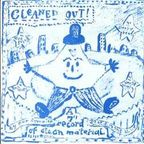 "Airlines - Cleaned Out! · A 7"" Record Of Clean Material"