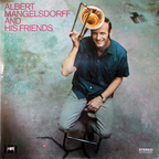 Albert Mangelsdorff And His Friends - s/t