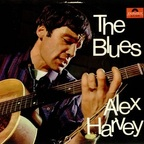 Alex Harvey - The Blues