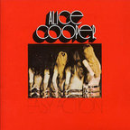 Alice Cooper (US 1) - Easy Action
