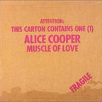 Alice Cooper (US 1) - Muscle Of Love