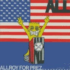 All - Allroy For Prez