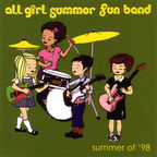 All Girl Summer Fun Band - Summer Of '98