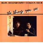 Allan Holdsworth - The Things You See