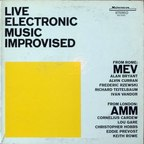 AMM - Live Electronic Music Improvised