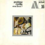 Andrew Cyrille - What About?