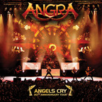 Angra - Angels Cry 20th Anniversary Tour