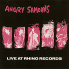 Angry Samoans - Live At Rhino Records