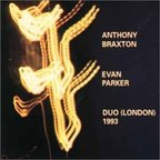 Anthony Braxton - Duo (London) 1993