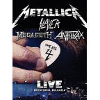 Anthrax - The Big 4 · Live From Sofia, Bulgaria