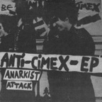 Anti Cimex - Anarkist Attack EP