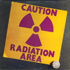Area (IT) - Caution Radiation Area