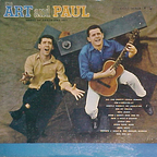 Art And Paul - Songs Of Earth And Sky