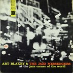 Art Blakey And The Jazz Messengers - At The Jazz Corner Of The World · Vol. 2