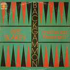 Art Blakey And The Jazz Messengers - Backgammon