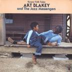 Art Blakey And The Jazz Messengers - Gypsy Folk Tales