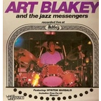 Art Blakey And The Jazz Messengers - Recorded Live At Bubba's Jazz Restaurant