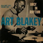 Art Blakey - Orgy In Rhythm · Volume Two
