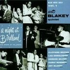 Art Blakey Quintet - A Night At Birdland Vol. 1