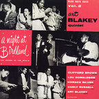 Art Blakey Quintet - A Night At Birdland Vol. 2