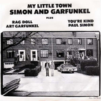 Art Garfunkel - My Little Town
