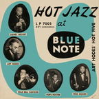 Art Hodes' Hot Five - Hot Jazz At Blue Note