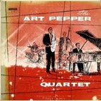 Art Pepper Quartet - s/t