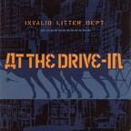 At The Drive In - Invalid Litter Dept.