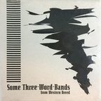 At The Drive-In - Some Three-Word-Bands From Western Breed