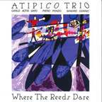Atipico Trio - Where The Reeds Dare