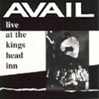 Avail - Live At The Kings Head Inn