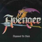 Avenger (DE) - Depraved To Black