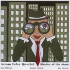 Avram Fefer Quartet - Shades Of The Muse