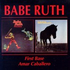 Babe Ruth - First Base / Amar Caballero
