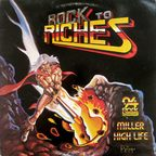 Babe Ruthless - Rock To Riches · 94 Rock · Miller High Life