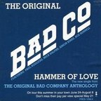 Bad Company - Hammer Of Love