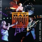 Bad Company - What You Hear Is What You Get