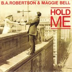 BA'nd Band - Hold Me (released by B. A. Robertson & Maggie Bell)