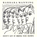 Barbara Manning - Don't Let It Bring You Down