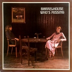 Barrelhouse - Who's Missing