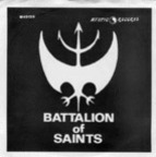 Battalion Of Saints - Second Coming